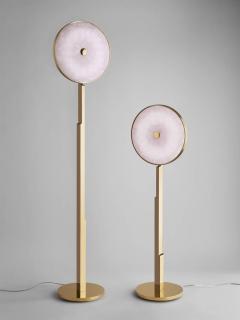 Studio MVW JinShi Pink Jade Floor Light 1 - 673880