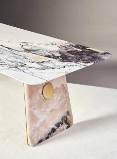 Studio MVW JinShi Pink Jade Table - 674430