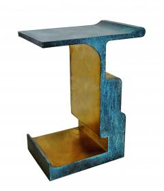 Studio MVW Rare Bronze and Patinated Bronze XiangSheng Table 1 Studio MVW - 731110