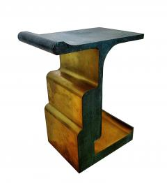 Studio MVW Rare Bronze and Patinated Bronze XiangSheng Table 1 Studio MVW - 731681