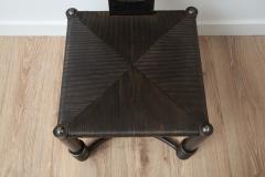 Studio Metal Bronze Patina Accent Chair  - 1900089