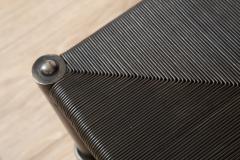 Studio Metal Bronze Patina Accent Chair  - 1900090