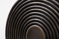 Studio Metal Bronze Patina Accent Chair  - 1900099