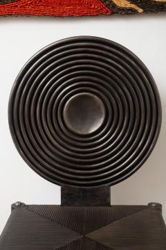 Studio Metal Bronze Patina Accent Chair  - 1900102