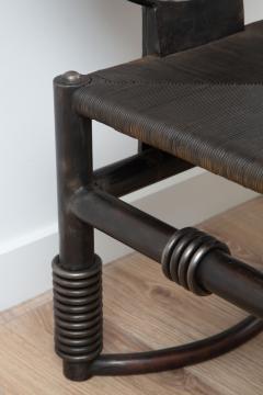 Studio Metal Bronze Patina Accent Chair  - 1900132