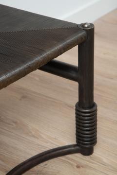 Studio Metal Bronze Patina Accent Chair  - 1900164
