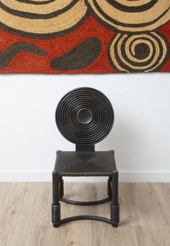 Studio Metal Bronze Patina Accent Chair  - 1900168