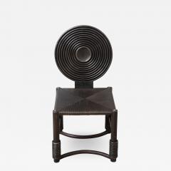Studio Metal Bronze Patina Accent Chair  - 1901823