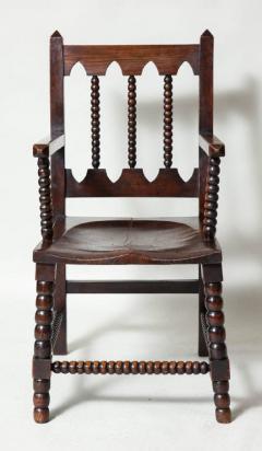 Stunning Bobbin Turned Armchair - 665063