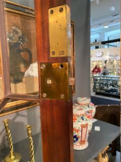 Stunning George III mahogany breakfront - 1387383