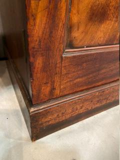 Stunning George III mahogany breakfront - 1387384