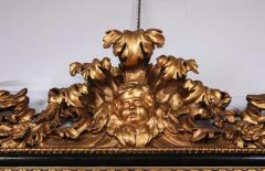 Stunning Pair of Carved Italian Giltwood Mirrors 17th Century - 632413