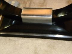 Stunning U Shaped Base Art Deco Modernist Console - 123276