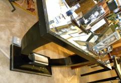 Stunning U Shaped Base Art Deco Modernist Console - 123277