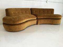Style of Vladimir Kagan Sectional Sofa - 778100