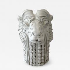 Stylized Rams Head Figural - 684132