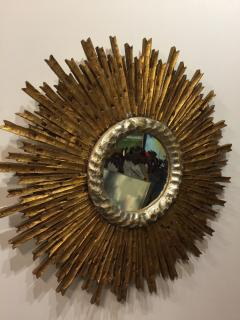 Sunburst Mirror - 1005072