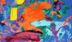 Susan Bleakley Bright Garden Day - 1659006