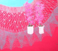 Susan Bleakley Garden of Earthly Hyacinths - 1977457