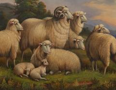 Susan Catherine Moore Mrs WIlliam Waters Sheep in a Landscape - 632179
