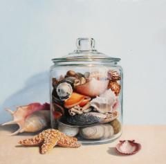Susan N Jarvis Sea Treasure - 1516588