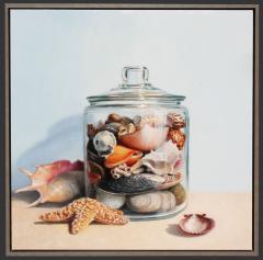 Susan N Jarvis Sea Treasure - 1516589