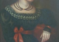 Susannah Paine American Folk Portrait by Susannah Paine - 1224850