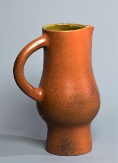 Suzanne Rami Two Ceramic Jug Vases - 573969