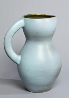 Suzanne Rami Two Ceramic Jug Vases - 573974