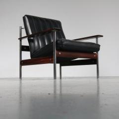 Sven Ivar Dysthe Sven Ivar Dysthe 1001 AF Original Lounge Chair for Dokka M bler Norway 1959 - 967275