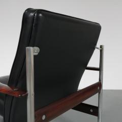 Sven Ivar Dysthe Sven Ivar Dysthe 1001 AF Original Lounge Chair for Dokka M bler Norway 1959 - 967277
