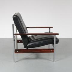 Sven Ivar Dysthe Sven Ivar Dysthe 1001 AF Original Lounge Chair for Dokka M bler Norway 1959 - 967279