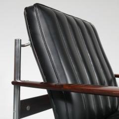 Sven Ivar Dysthe Sven Ivar Dysthe 1001 AF Original Lounge Chair for Dokka M bler Norway 1959 - 967285