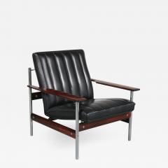 Sven Ivar Dysthe Sven Ivar Dysthe 1001 AF Original Lounge Chair for Dokka M bler Norway 1959 - 968151