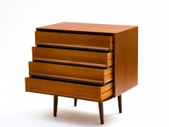 Svend A Madsen Svend Aage Madsen Small Teak Chest of Drawers 1960s - 407751