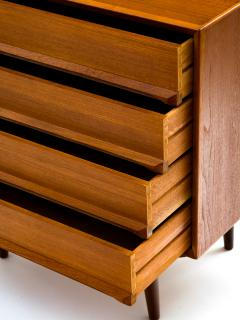 Svend A Madsen Svend Aage Madsen Small Teak Chest of Drawers 1960s - 407752