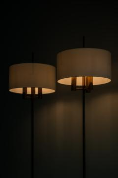 Svend Aage Holm S rensen Floor Lamps Produced by Fog M rup - 1906625