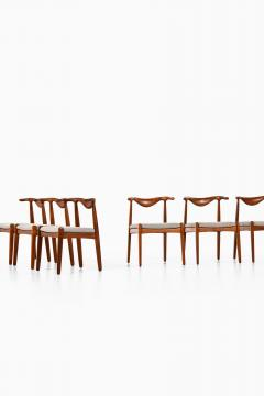 Svend Aage Madsen Dining Chairs Produced by K Knudsen - 2000401