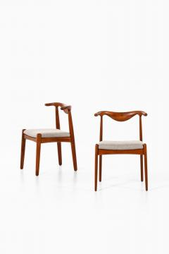 Svend Aage Madsen Dining Chairs Produced by K Knudsen - 2000402