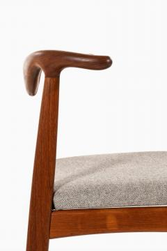 Svend Aage Madsen Dining Chairs Produced by K Knudsen - 2000405