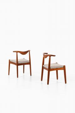 Svend Aage Madsen Dining Chairs Produced by K Knudsen - 2000406