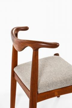 Svend Aage Madsen Dining Chairs Produced by K Knudsen - 2000407