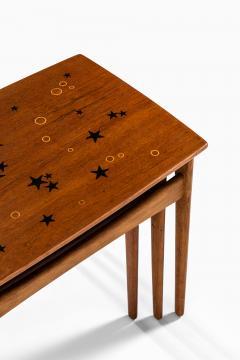 Svend Aage Madsen Nesting Tables Produced by Sigurd Hansen M belfabrik - 1873858