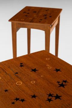 Svend Aage Madsen Nesting Tables Produced by Sigurd Hansen M belfabrik - 1873859