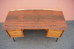 Svend Aage Madsen Rosewood Desk Model SH 180 by Svend Aage Madsen for Sigurd Hansen - 559049