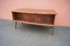 Svend Aage Madsen Rosewood Desk Model SH 180 by Svend Aage Madsen for Sigurd Hansen - 559059
