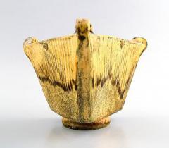 Svend Hammersh i Hammershoj Glazed ceramic vase - 1370684