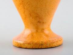 Svend Hammersh i Hammershoj Glazed stoneware vase - 1362399