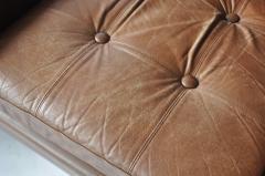 Svend Skipper Pair of Svend Skipper Leather Lounge Chairs - 394226