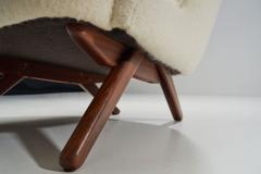 Svend Skipper Svend Skipper Model 91 Easy Chair Denmark 1960s - 1434738